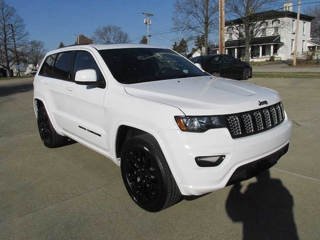 New  2019 Jeep Grand Cherokee ALTITUDE 4X4 Sport Utility For Sale Washington, IN