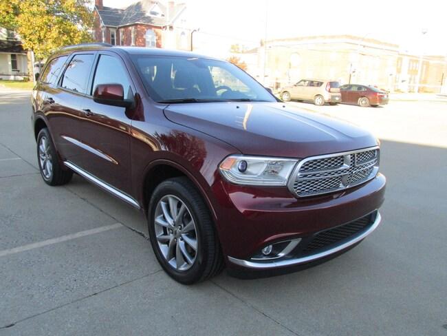 New  2019 Dodge Durango SXT PLUS AWD Sport Utility For Sale Washington, IN