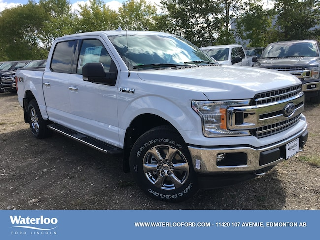 New 2018 Ford F-150 XLT | 302A | 4x4 | SuperCrew 145 Truck SuperCrew Cab in Edmonton