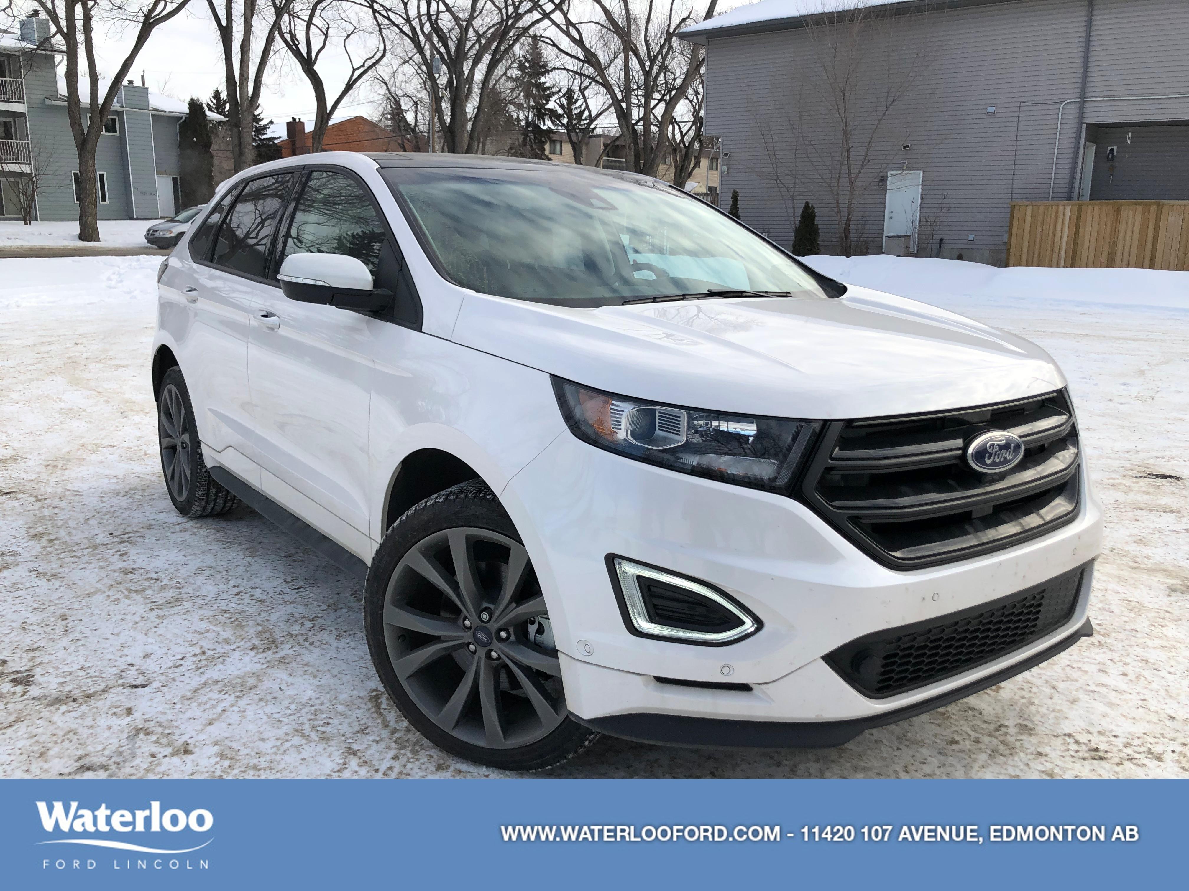 2018 Ford Edge Sport | DEMO SPECIAL SUV