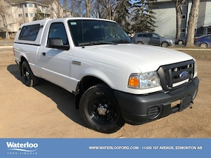 2008 Ford Ranger XL | 6 Foot Box | Box Topper | 2 Sets of Wheels
