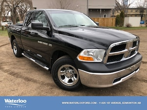 2012 Dodge RAM 1500 ST | Aftermarket Stereo | Power Accessories | Crui