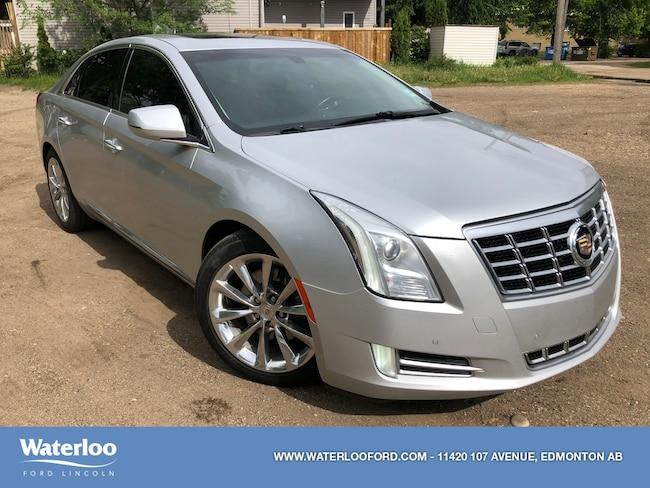 Used 2014 Cadillac XTS Luxury Collection | Heated/Ventilated Seats | Park Sedan in Edmonton