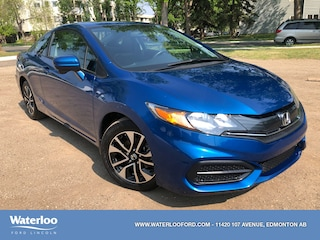 2015 Honda Civic Coupe EX | Moonroof | Reverse Camera | Heated Seats Coupe