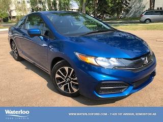 2015 Honda Civic Coupe EX | Moonroof | Reverse Camera | Heated Seats Coupe