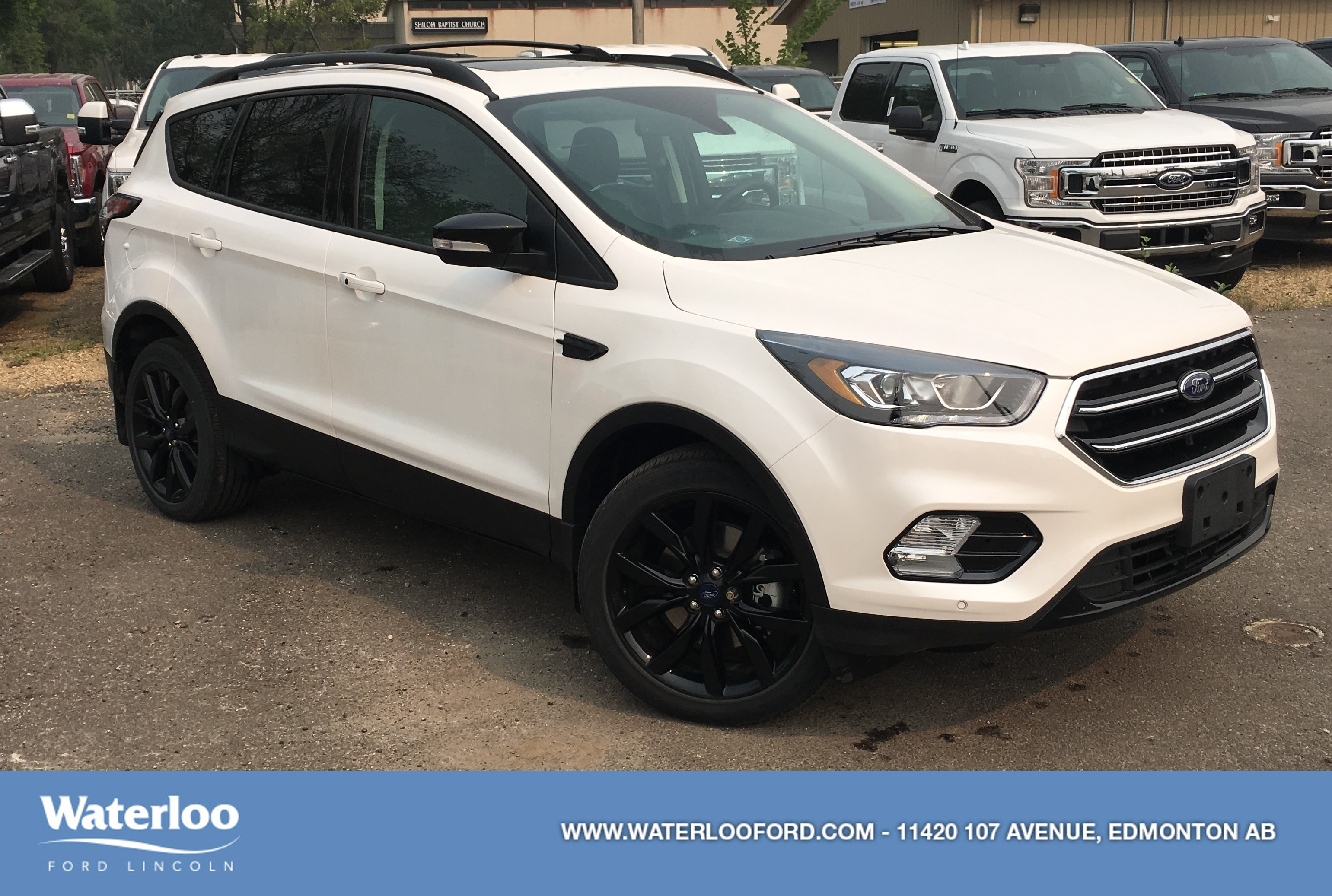 2018 Ford Escape Titanium | DEMO SPECIAL SUV