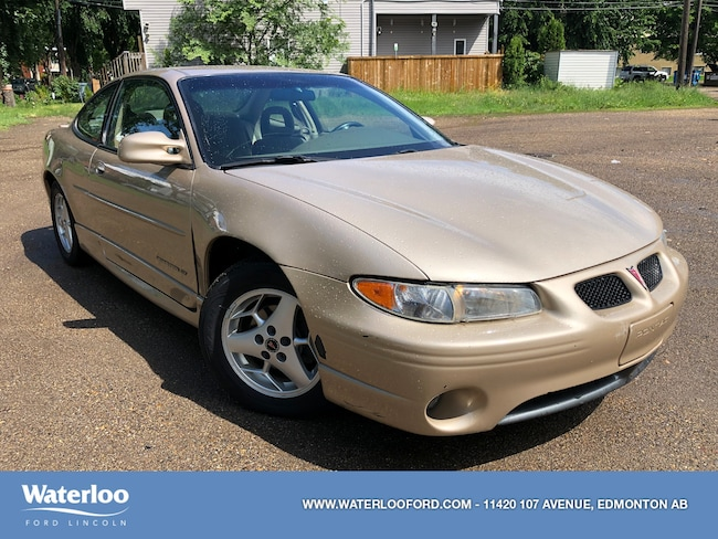 2002 Pontiac Grand Prix GT | Power Driver's Seat | Dual-Zone Climate Coupe