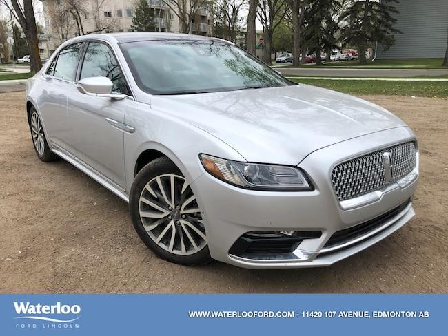 2017 Lincoln Continental Select | DEMO SPECIAL | 360 Camera | Remote Start Sedan