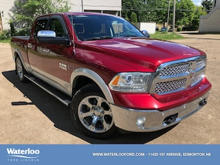 2015 Ram 1500 Laramie | Navigation | Moonroof | Remote Start Truck Crew Cab
