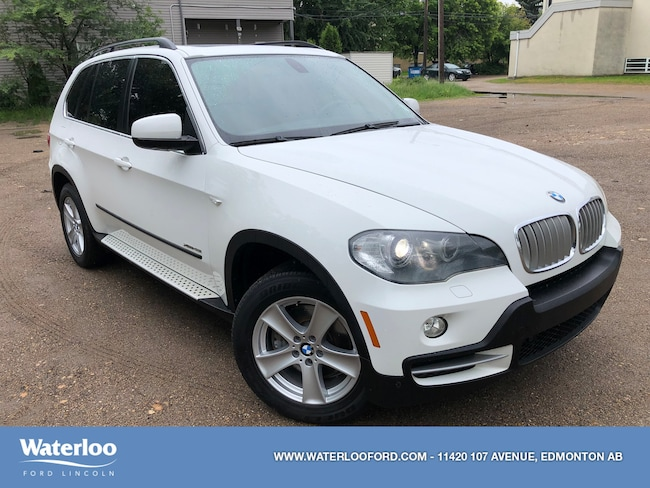 Used 2010 BMW X5 48i | Heated Seats | Moonroof | Reverse Camera/Sen SUV in Edmonton