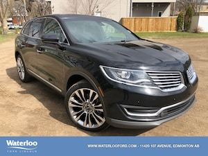 2016 Lincoln MKX Reserve | 360 Degree Camera | Heated/Cooled Seats