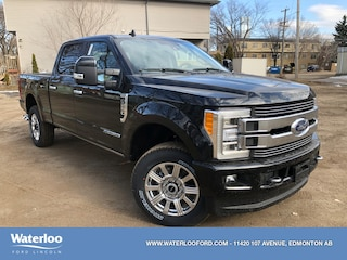2019 Ford F-250 Limited | 4x4 | Crew Cab 160 Truck Crew Cab