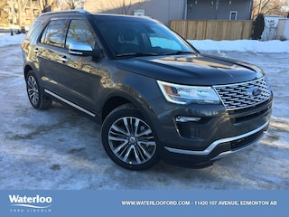 2019 Ford Explorer Platinum | DEMO SPECIAL SUV