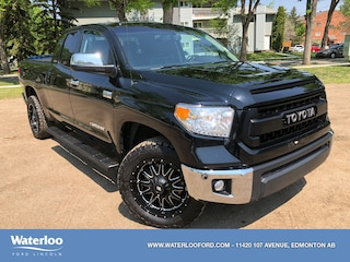 2015 Toyota Tundra Limited   Heated Seats   Reverse Camera   Aftermar Truck Double Cab