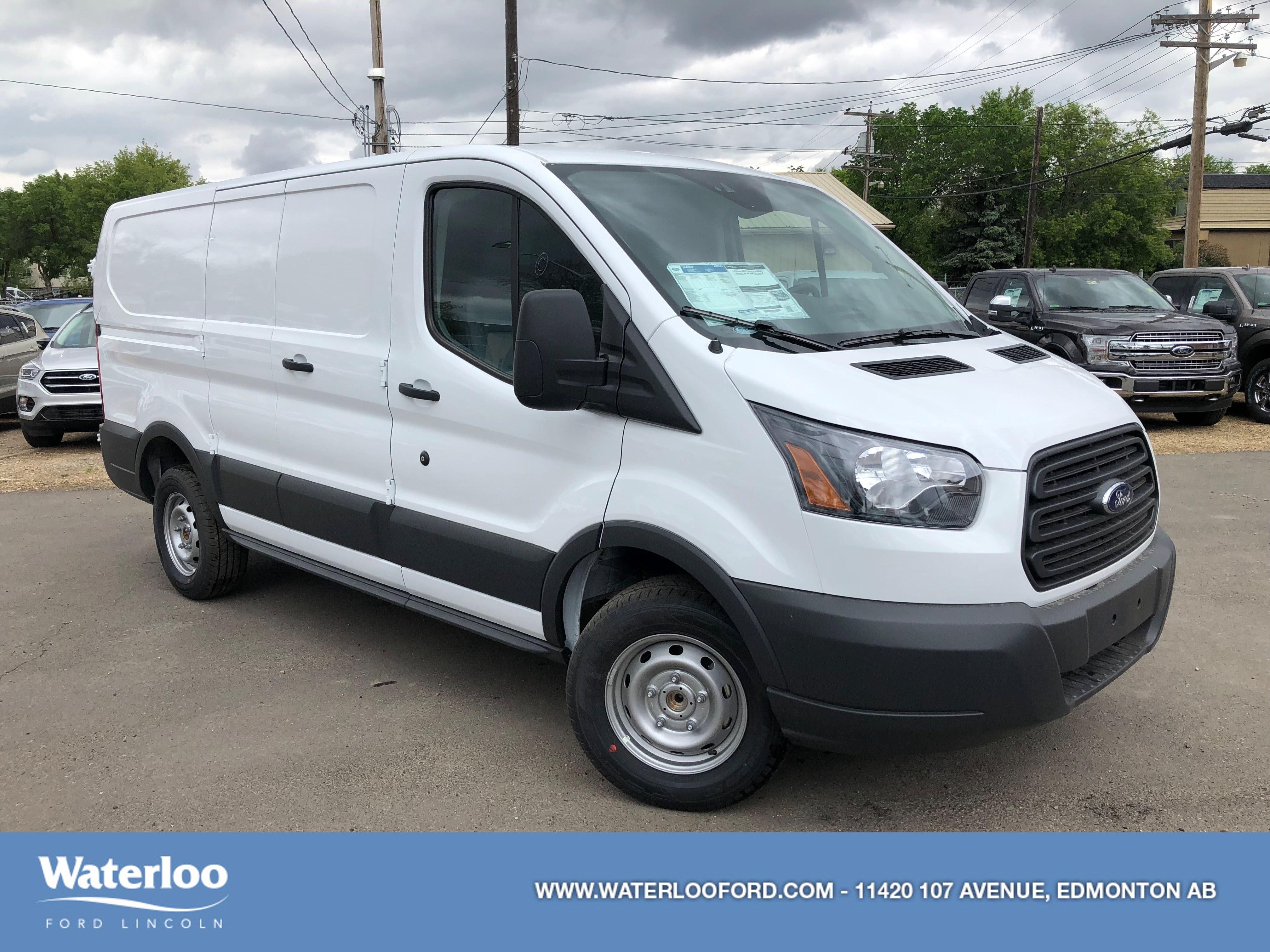 2018 Ford Transit-250 Low Roof Cargo Van Low Roof Cargo Van