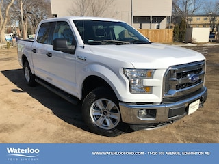 2016 Ford F-150 XLT SuperCrew 145
