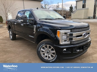 2019 Ford F-350 Limited | 4x4 | Crew Cab 160 Truck Crew Cab