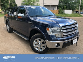 2013 Ford F-150 Lariat SuperCab 145