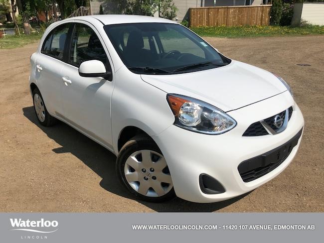 2015 Nissan Micra SV | Bluetooth | Heated Mirrors | Cruise Control Hatchback
