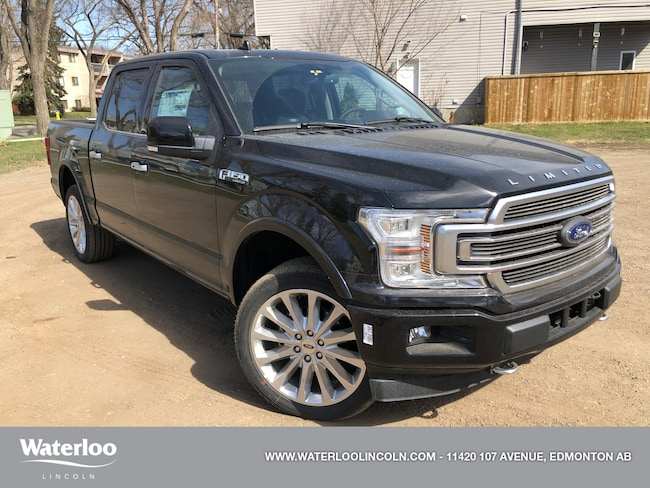 2019 Ford F-150 Limited | DEMO SPECIAL | 900A | 4x4 | SuperCrew 14 Truck SuperCrew Cab