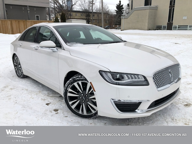 2019 Lincoln MKZ Reserve | Executive Driven Sedan
