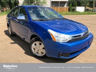 2010 Ford Focus SES | Heated Mirrors | Cruise Control | Satellite  Sedan