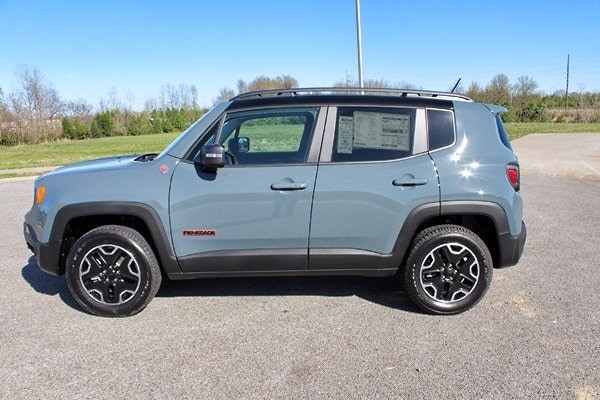 new 2017 jeep renegade trailhawk 4x4 for sale madisonville ky. Black Bedroom Furniture Sets. Home Design Ideas