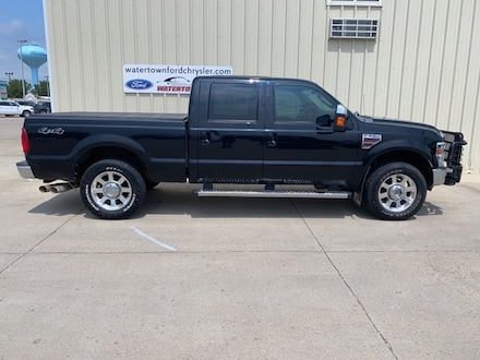 2010 Ford F-250SD Lariat Truck