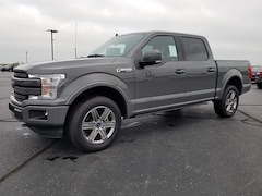 2020 Ford F-150 Lariat 4WD Supercrew 5.5 Box Crew Cab Pickup