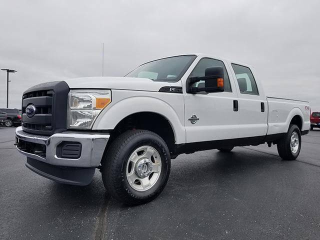 2012 Ford F-250 XL Crew Cab Pickup