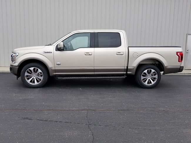 2018 Ford F-150 King Ranch 2WD Supercrew 5.5 Box Crew Cab Pickup