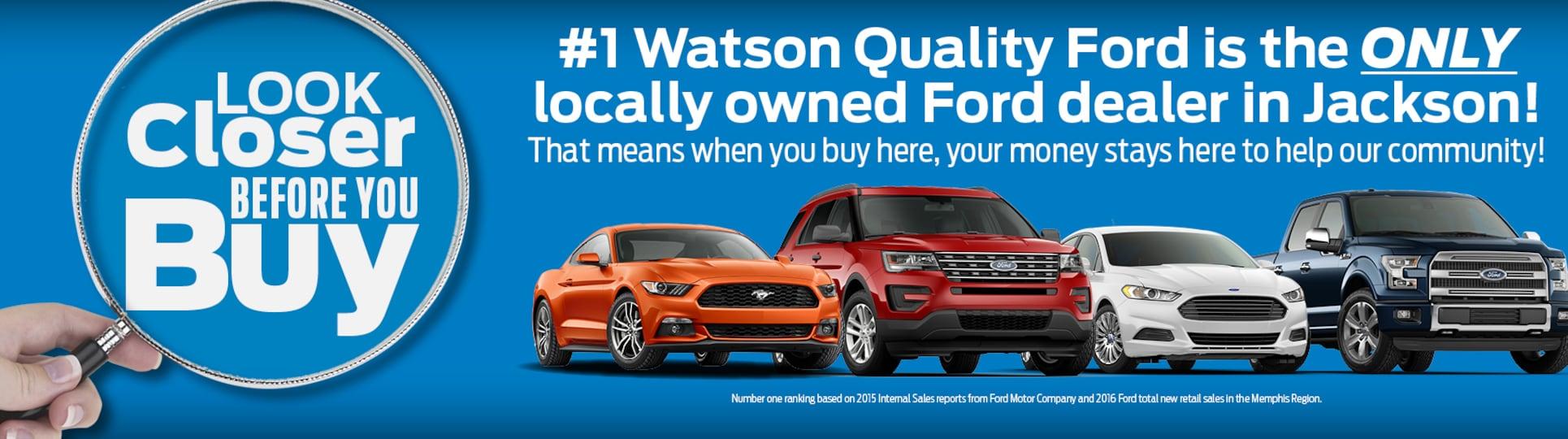 Jackson watson quality ford inc new used ford cars ridgeland ms i solutioingenieria Choice Image