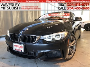 2014 BMW 4 Series 435i xDRIVE NAV SUNROOF 300HP 8-SPD A* LOADED*