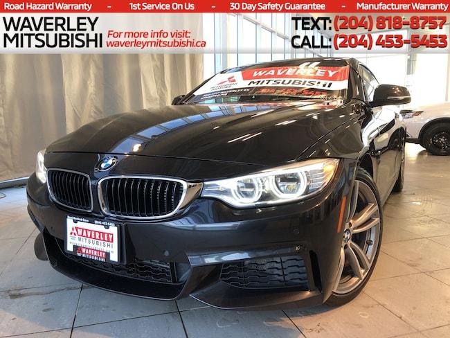 2014 BMW 435i 435i xDRIVE NAV SUNROOF 300HP 8-SPD A* LOADED* Car