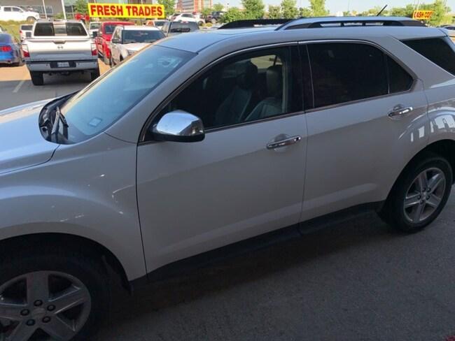 2015 Chevrolet Equinox LTZ SUV