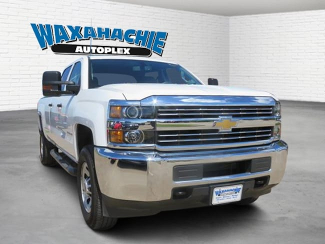 2018 Chevrolet Silverado 2500HD Work Truck Pickup Truck