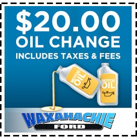 Oil Change Specials Near Me >> Oil Change Specials Near Midlothian Tx Waxahachie Ford