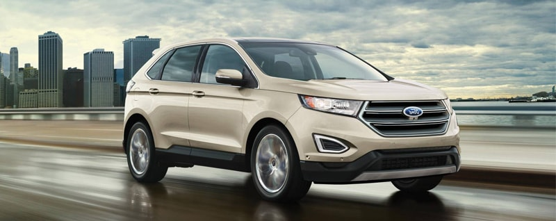 Ford Edge  Ford Explorer