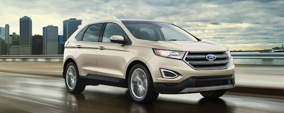 Edge Vs Explorer >> 2017 Ford Edge Vs Explorer Which Car Is Better