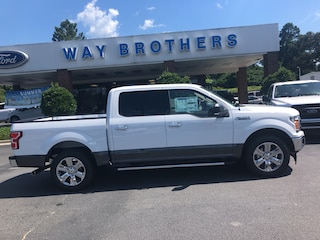 2018 Ford F-150 XLT 2WD Supercrew 5.5 BO