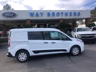 2019 Ford Transit Connect XLT LWB W/Rear Symmetrica