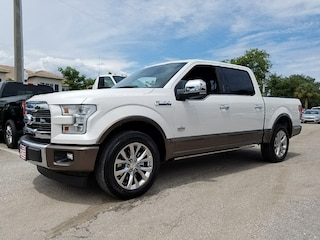 2017 Ford F-150 King Ranch 2WD Supercrew 5.5 BOX SuperCrew Cab Styleside