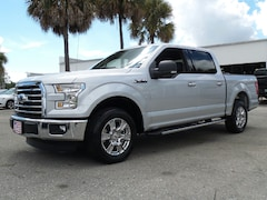 2016 Ford F-150 2WD Supercrew 145 SuperCrew Cab Styleside