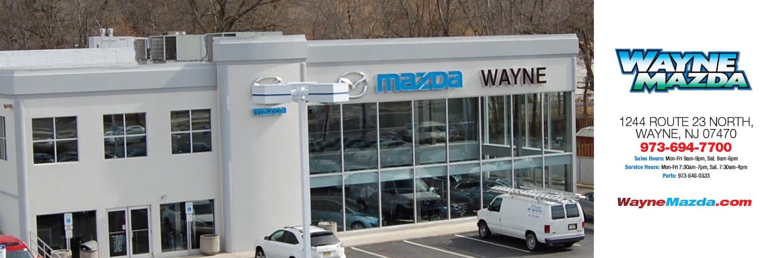 Wayne Auto Mall Mazda Ford Lincoln Hyundai Honda Dealership In
