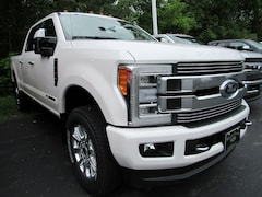 2019 Ford Super Duty F-350 SRW Limited Crew Cab Pickup