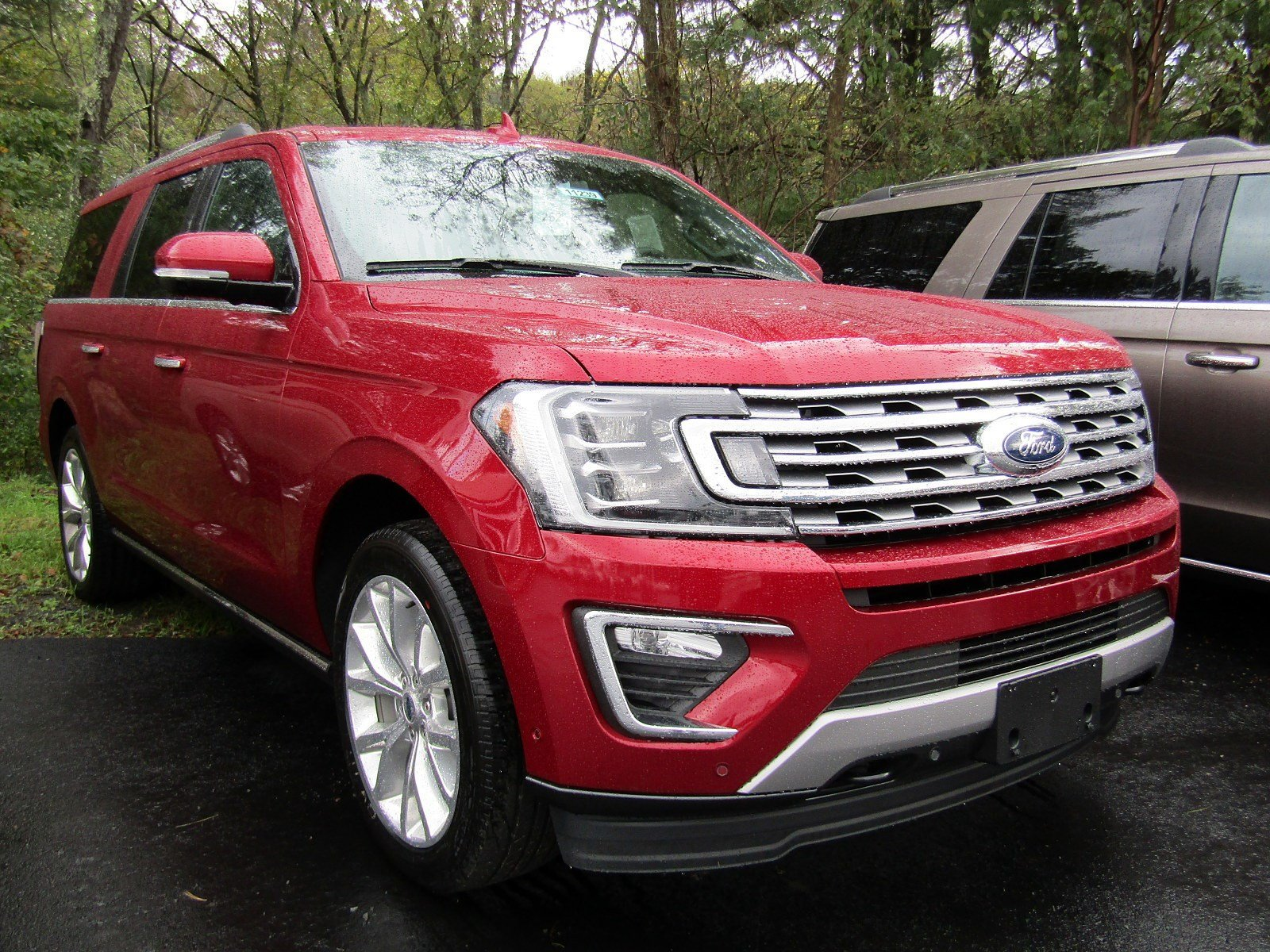 2018 Ford Expedition Max Limited Sport Utility
