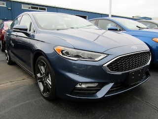2019 Ford Fusion Sport 4dr Car