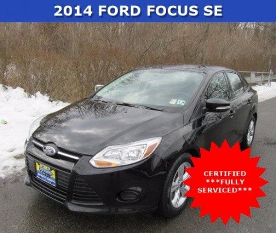 2014 Ford Focus SE ***FULLY SERVICED*** CERTIFIED Sedan