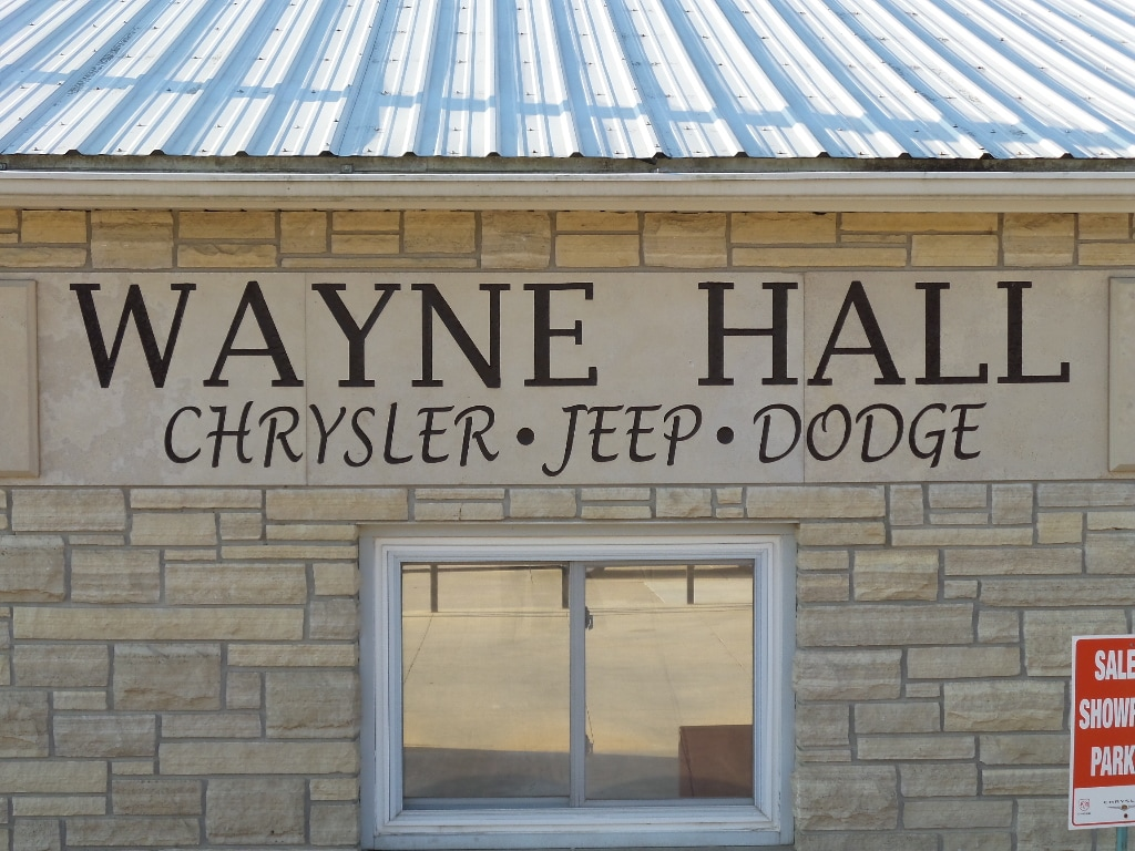 Wayne Hall Chrysler Jeep Dodge Proudly Serves The Anamosa, IA Area With A  New And Pre Owned Inventory Of Chrysler, Dodge And Jeep Vehicles.