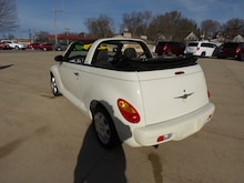 2005 Chrysler PT Cruiser Base Convertible